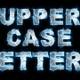 Shatter Upper Case Letters - VideoHive Item for Sale