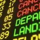 Airport Billboard Flight Alert Display - VideoHive Item for Sale