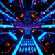 Neon Light Tunnels - VideoHive Item for Sale