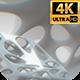 Clean Bionic Cube Background 4k