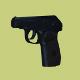Makarov Pistol - 3DOcean Item for Sale