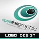 Eyeslins Graphic Logo Design - GraphicRiver Item for Sale