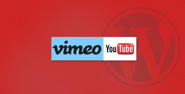 Wordpress Vimeo Youtube Popup Plugin 3