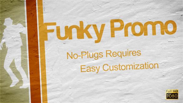Funky Promo