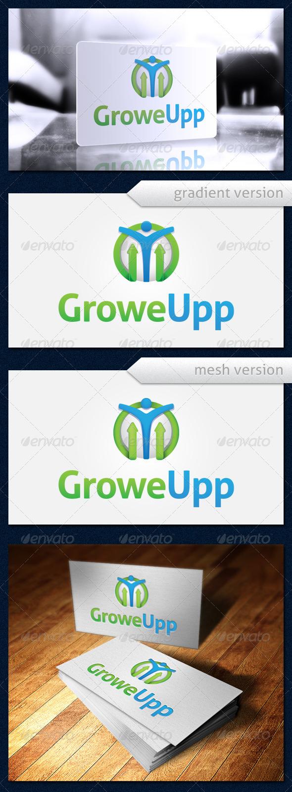 GroweUpp Logo