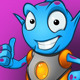 Alien Mascot Zog - GraphicRiver Item for Sale