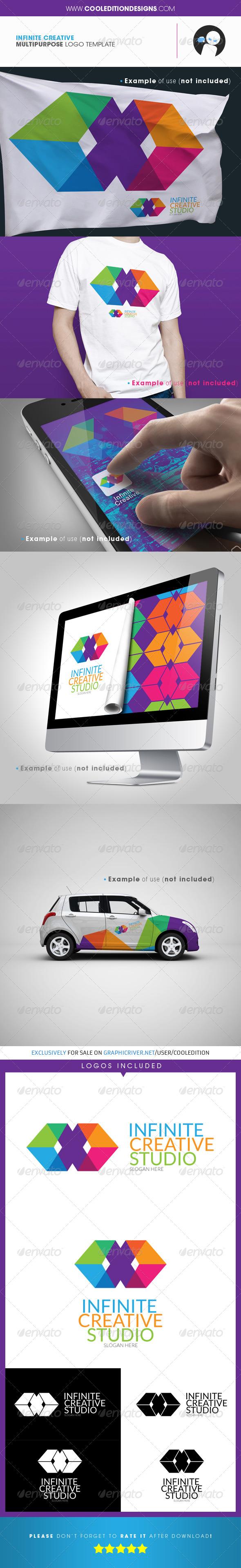 Infinite Creative - Multipurpose Logo Template