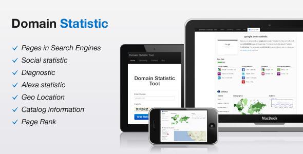 Domain Statistic Tool Download