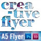 Creative Promotional Flyer - GraphicRiver Item for Sale