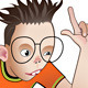 Smart Boy - GraphicRiver Item for Sale