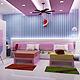 Realistic Kids Bedroom Interior 3D model - 3DOcean Item for Sale