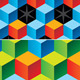 Child Bricks 3D Pattern - GraphicRiver Item for Sale