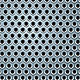 Perforated Metal Plate Seamless Pattern - GraphicRiver Item for Sale
