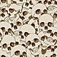 Human Skulls Seamless Background - GraphicRiver Item for Sale