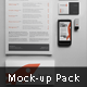 Photo Realistic Stationary/Brand Identity Mockups - GraphicRiver Item for Sale