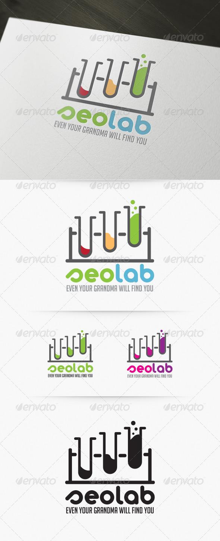 Seo Lab Logo