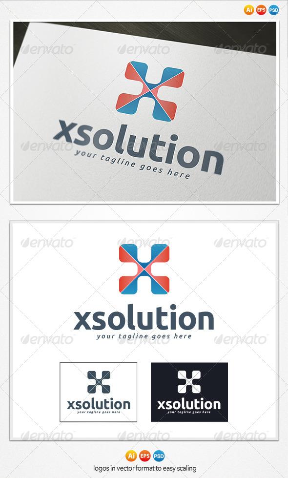 X Solutions Logo