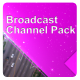 Broadcast Channel Pack - VideoHive Item for Sale