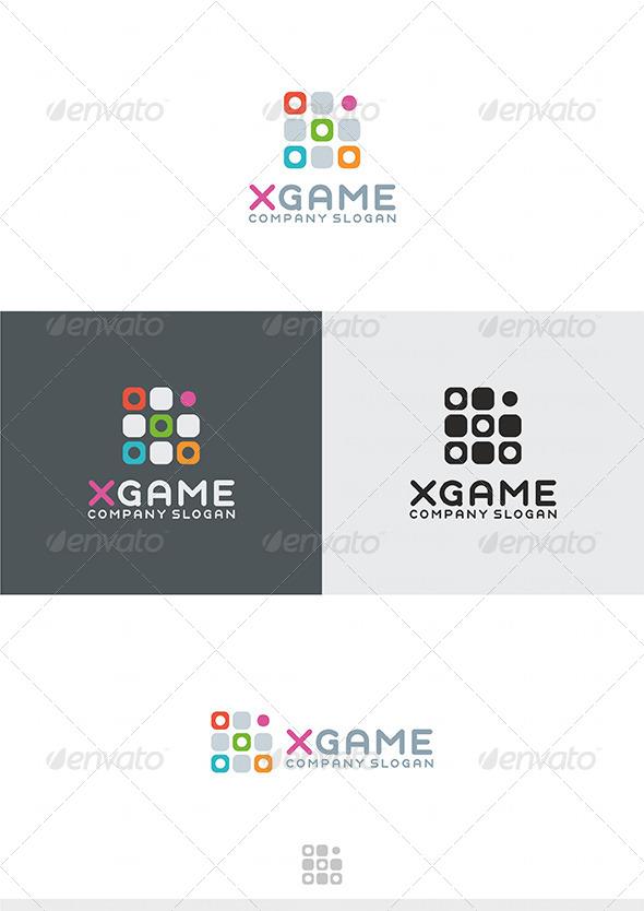 X Game Logo
