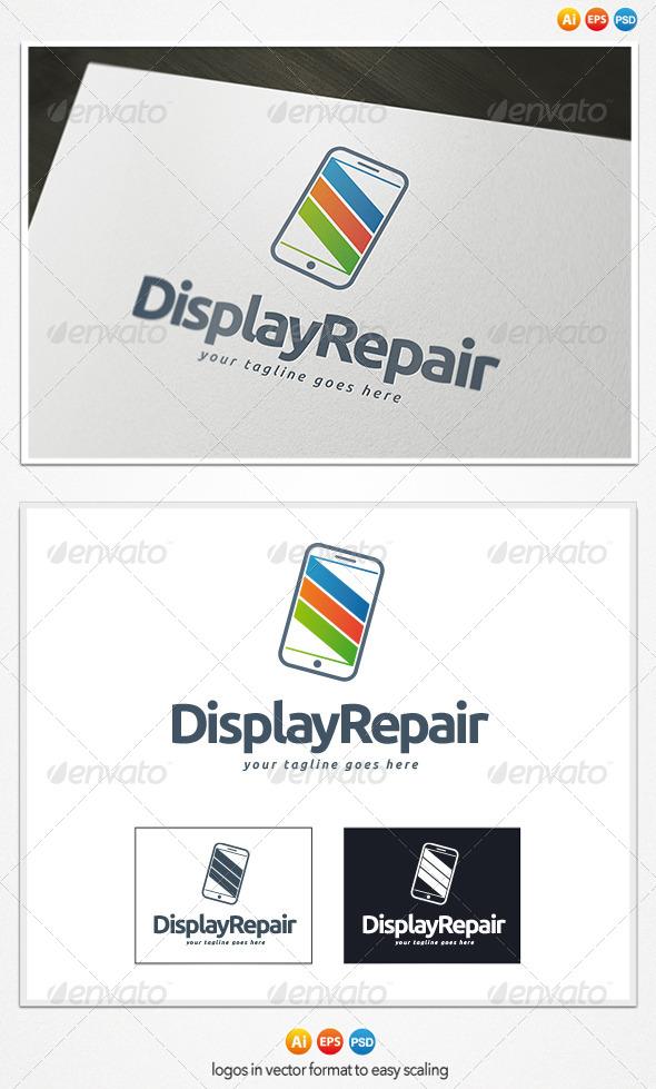 Display Repair Logo