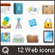 Qicon series | Web and Communication icons 3 - GraphicRiver Item for Sale