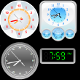 HTML5 (JavaScript) Clocks - CodeCanyon Item for Sale