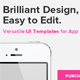 Web and Mobile Development Advertisement Banners - GraphicRiver Item for Sale