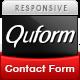 Quform - Responsive Ajax Contact Form - CodeCanyon Item for Sale