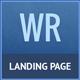 Wrapix App Showcase Landing Page - ThemeForest Item for Sale