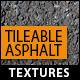 20 Tileable Asphalt Texture Photoshop Patterns - GraphicRiver Item for Sale
