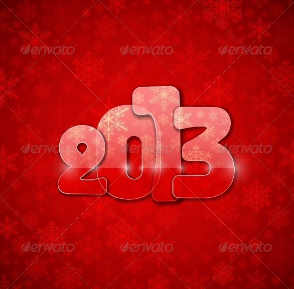 New Year from Glass