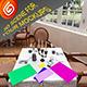 3d Restaurant Scene for Your Mockups - 3DOcean Item for Sale