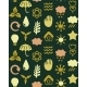 Seamless Pattern with Eco Icons - GraphicRiver Item for Sale