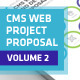 Clean CMS Web Proposal Vol. 2 - GraphicRiver Item for Sale