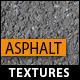 30 Hi-Res Asphalt Textures - GraphicRiver Item for Sale