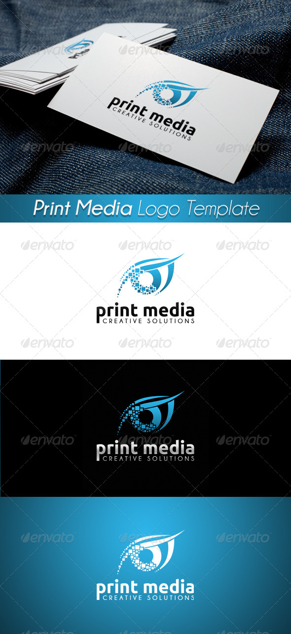 Blue Logo Templates from GraphicRiver (Page 5)