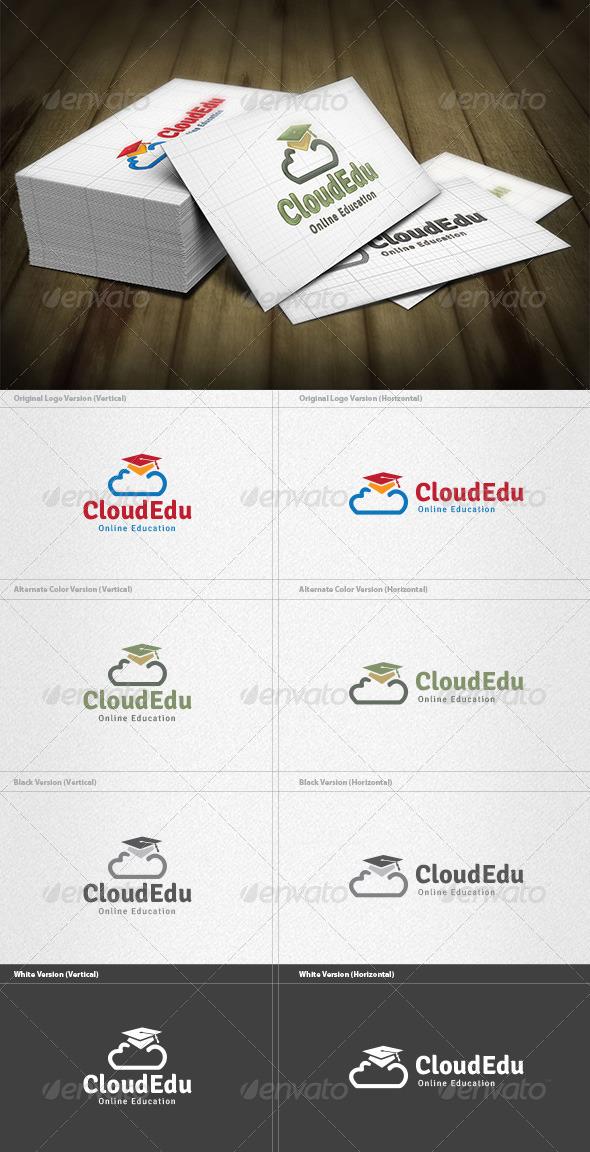 Cloud Education Logo