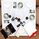 Table Scenes Restorant Identity - GraphicRiver Item for Sale