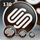 Sunglass Social Media Icons  - GraphicRiver Item for Sale