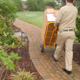 Man Delivering Parcel Boxes - VideoHive Item for Sale