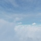 Flying Through White Clouds In The Blue Sky - VideoHive Item for Sale