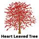 Heart Leaved Tree - 3DOcean Item for Sale