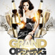Grand Opening - Bottle Service Flyer - GraphicRiver Item for Sale