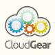 Cloud Gear Logo Template - GraphicRiver Item for Sale