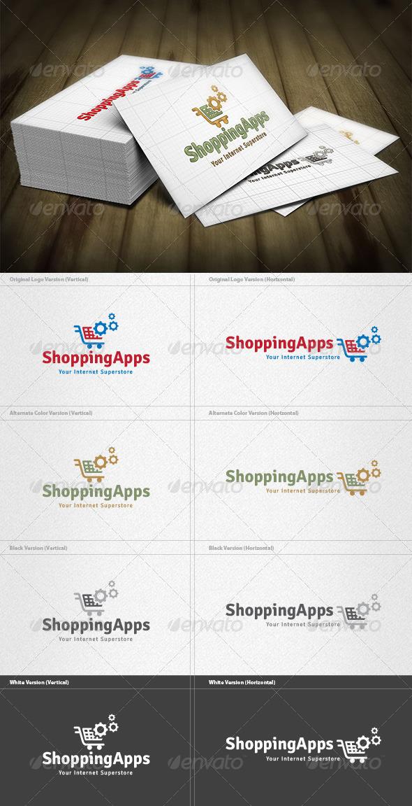 Shopping Apps Logo