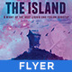 The Island - Dub/Chillout Poster Flyer - GraphicRiver Item for Sale