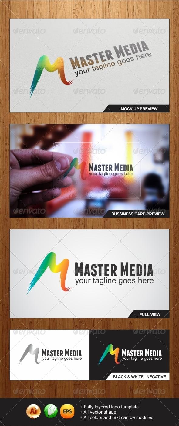 Master Media logo