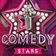Comedy or Karaoke Stars Flyer - GraphicRiver Item for Sale