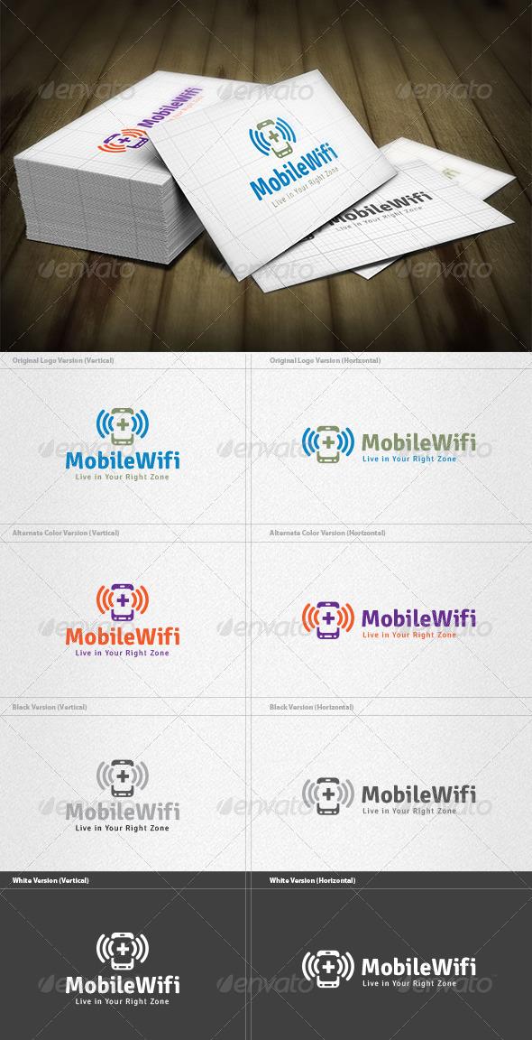 Mobile Wifi Logo