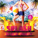 Splash Beach Party Flyer Template - GraphicRiver Item for Sale